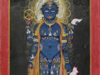 'Vishnu Vishvarupa'