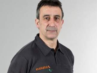 Rufino Murgia, auxiliar del equipo ciclista Euskaltel fallecido en un accidente