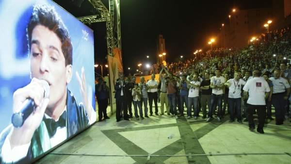 Un joven palestino con voz de oro revoluciona el mundo de la canción árabe