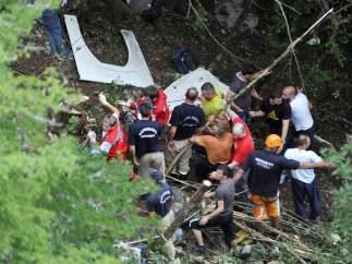 Accidente en Montenegro