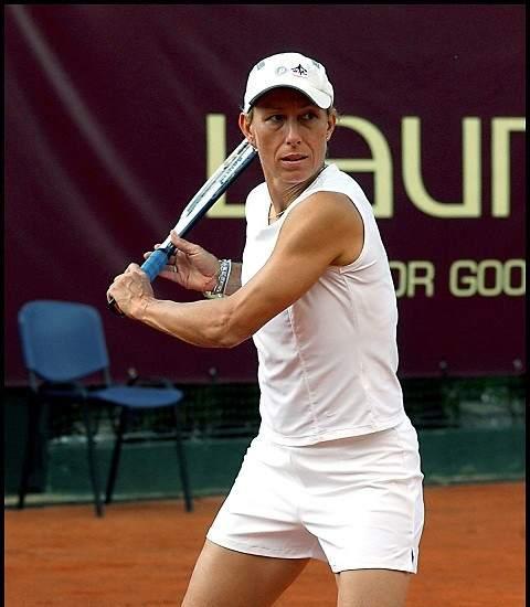 """La Inclusión De Ambientes Exóticos Se Mantiene En El: Martina Navratilova: """"Serena Williams Puede Llegar A Los"""