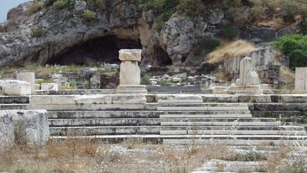 Templo de Eléusis