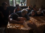 Maro Guloyan's funeral