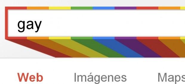 Google luce la bandera gay en sus búsquedas para celebrar la sentencia del Supremo de EE UU