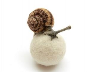 Detail of 'Snail Bug Ball'
