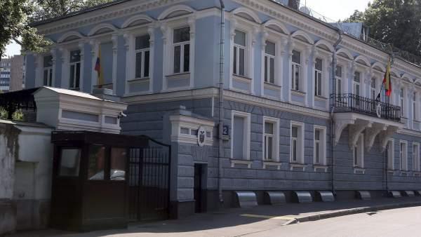 Embajada de Ecuador