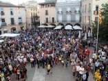 Protesta Igualada