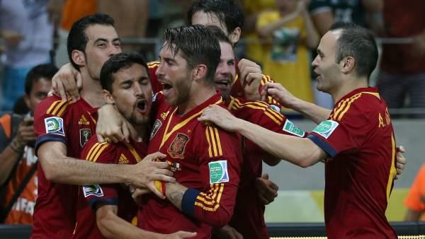Celebración España