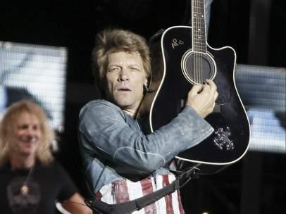 Bon Jovi en el Calderón
