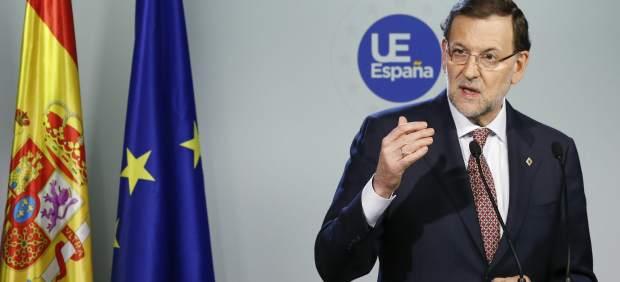 Rajoy, en Bruselas