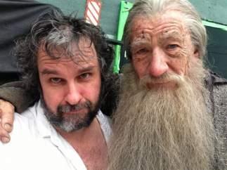 Adiós a Gandalf
