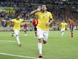 Brasil gana la Copa Confederaciones