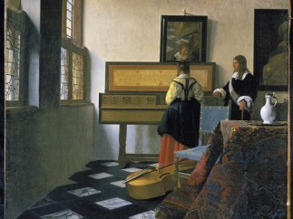 'The Music Lesson'