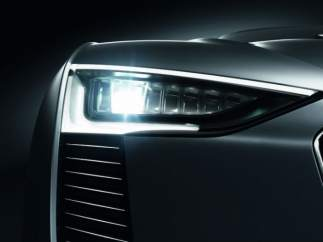 Faros Matrix LED Audi A8