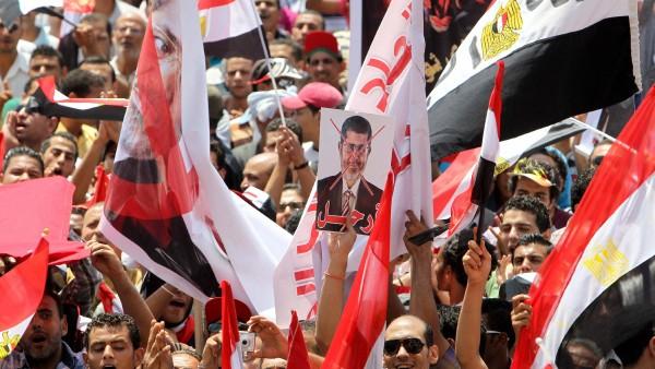 """""""Más que un golpe de Estado en Egipto el ejército ha cumplido una petición popular"""""""