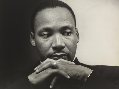 Martin Luther King Jr., 1960