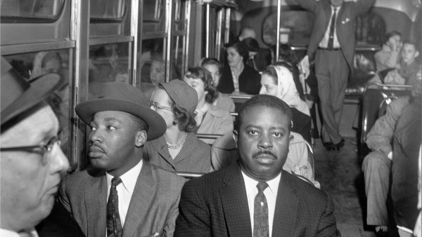 Martin Luther King Jr., 1956