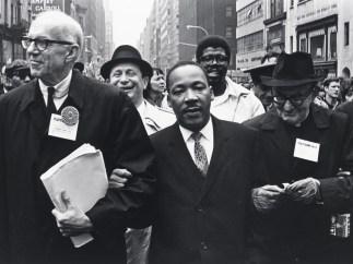 Martin Luther King Jr. and Benjamin Spock, 1956