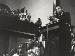 Martin Luther King Jr., 1963