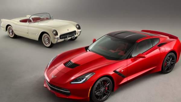 Chevrolet celebra los 60 años del Corvette