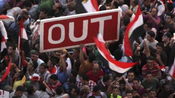 Exteriores recomienda a los españoles que no viajen a Egipto tras el golpe de estado