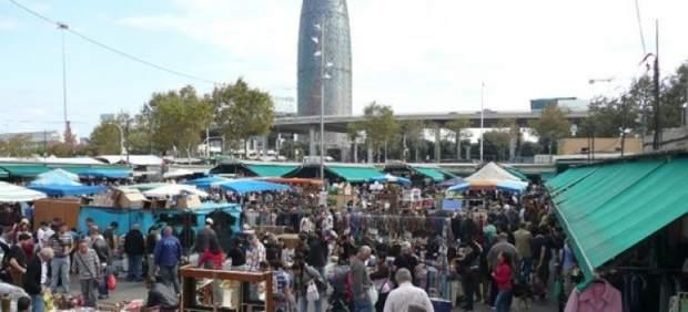Mercadillos de Barcelona, vender, comprar… la vida en la calle