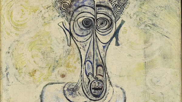 Self-Portrait of Suffering 1961