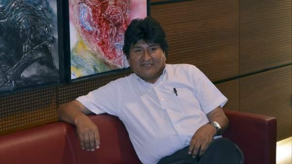 Evo Morales no puede regresar a Bolivia