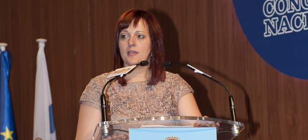 M�nica Gracia, secretaria general del SUP