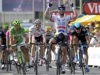 Mark Cavendish gana la quinta etapa del Tour 2013