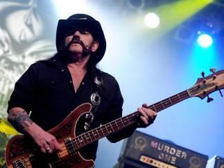 Lemmy, cantante de Motörhead
