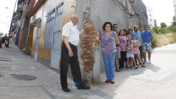 La familia Gracia-González