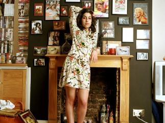 'Amy at home', 2003