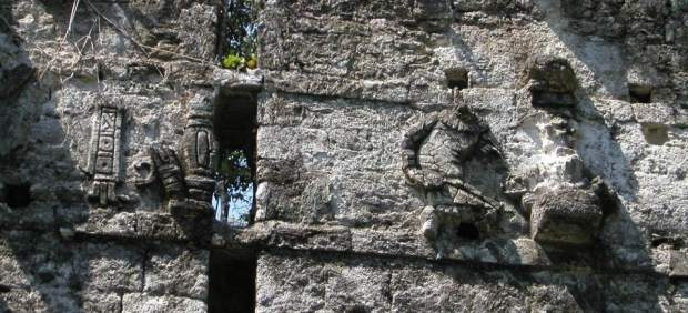 Chactún, México