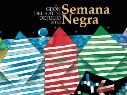 Semana Negra de Gijón 2013