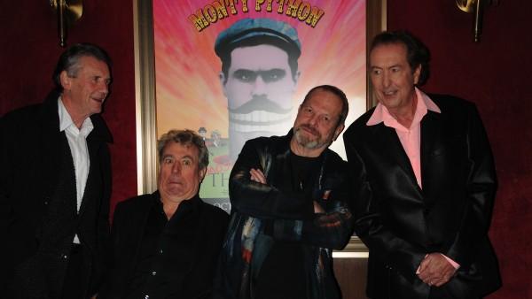 Los Monty Python, condenados a pagar a un productor por el musical Spamalot