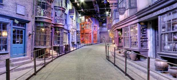 Google Street View permite visitar el Callejón Diagon de Harry Potter