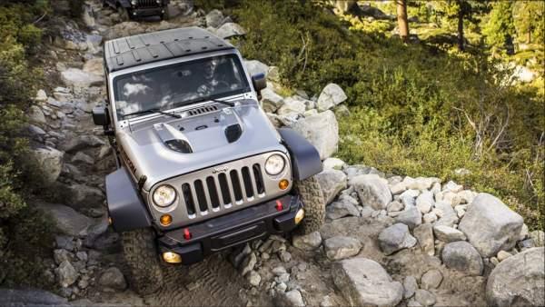 Jeep lanza una serie limitada del Wrangler Rubicon para celebrar los diez años del modelo