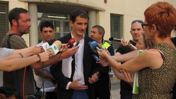 Miguel Sáinz, concejal riojano de Interior