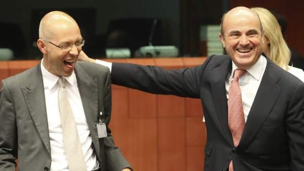 REUNIÓN DE MINISTROS DE FINANZAS DEL EUROGRUPO
