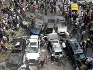 Atentado en Líbano