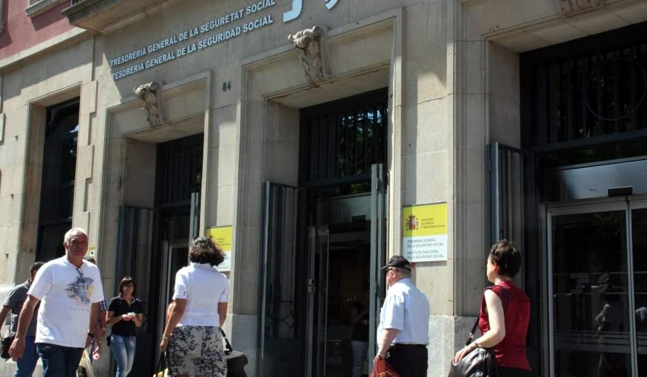 oficinas seguridad social en tarragona segsocialescom