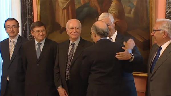 Los hombres que harán la reforma fiscal