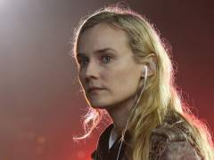 Diane Kruger en The Bridge