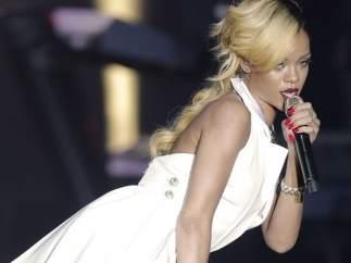 Rihanna se inspira en Madonna
