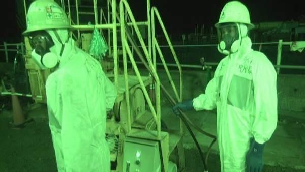 Fugas radioactivas en Fukushima