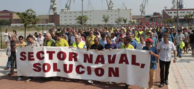 Sector naval