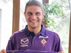 Joaquín con la Fiorentina