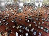 Celebración del Ramadán en Yakarta
