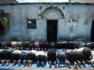 El Ramadán en Katmandú